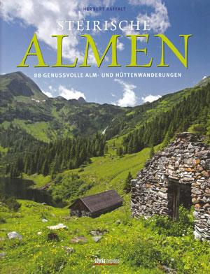 Buch Steirische Almen