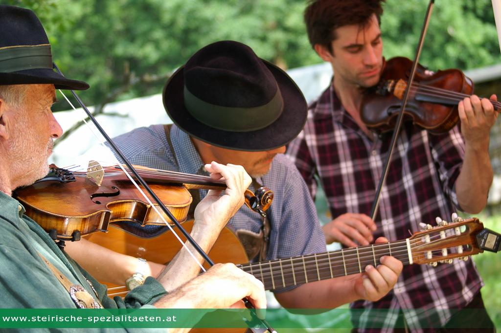 steirischer geigentag musikanten