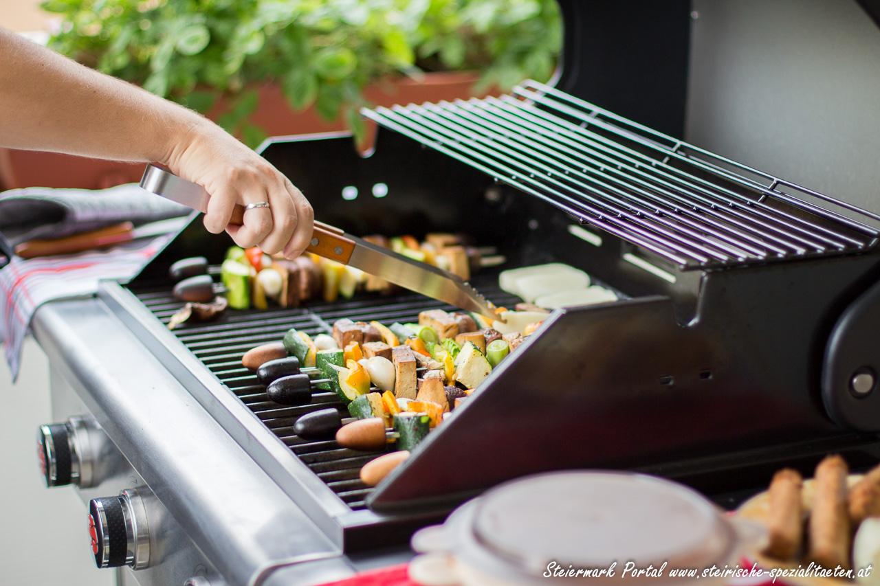 grillspiesse vegetarisch vegan grillen