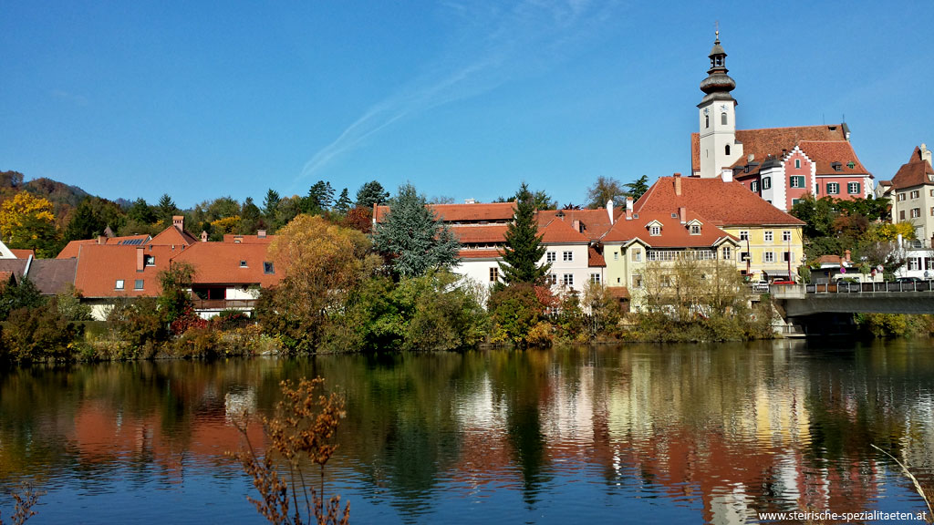 Herbst Steiermark