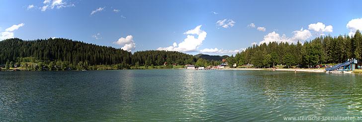 Erlaufsee Mariazell Hochsteiermark
