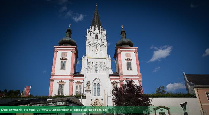 Wahllfahrtskirche Basilika Mariazell