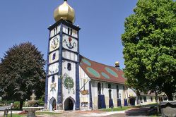 Hundertwasserkirche Steiermark