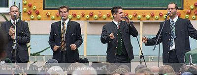 Steirischer Sängerbund - Quattro Pro
