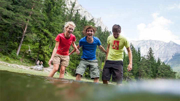 Sommerurlaub Steiermark