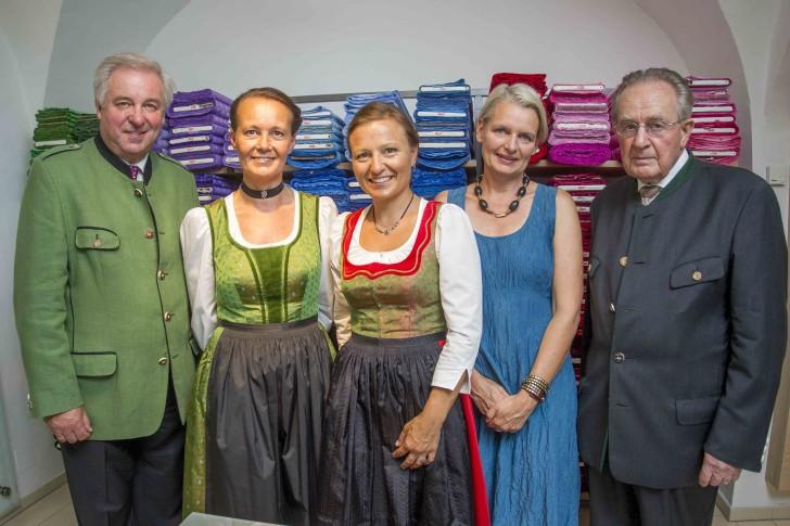 Steirisches Heimatwerk Ehrengäste