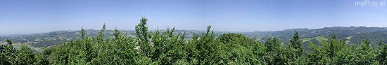 Südsteirische Weinstraßen Panorama
