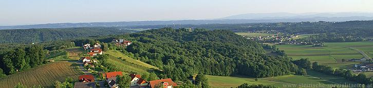 Steirisches Hügelland