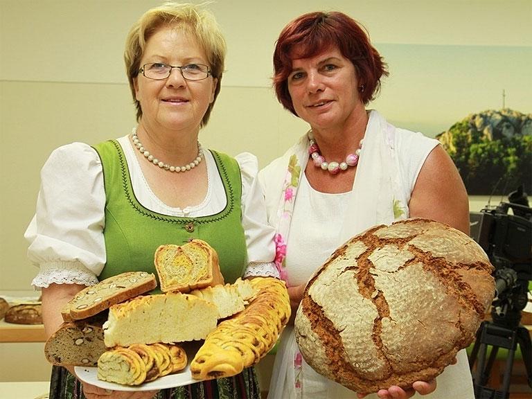 Landesprämierung Brot