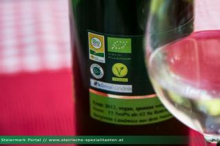 Biowein Vegan Steiermark