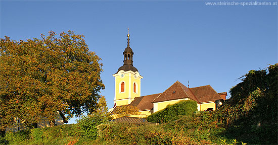 Kirche in Kitzeck