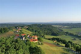 Südoststeirische Hügelland Weinstrasse