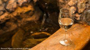 Weisswein Weinglas