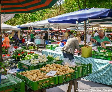 Grazer Bauernmärkte
