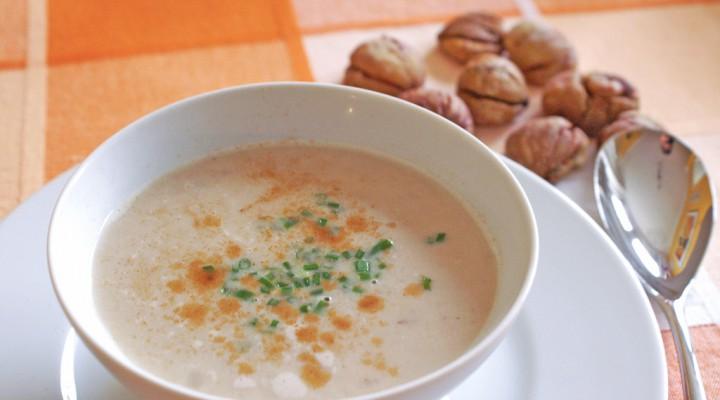 Kastaniensuppe: Cremiges Geschmackserlebnis mit Maroni