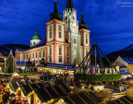Advent in der Steiermark