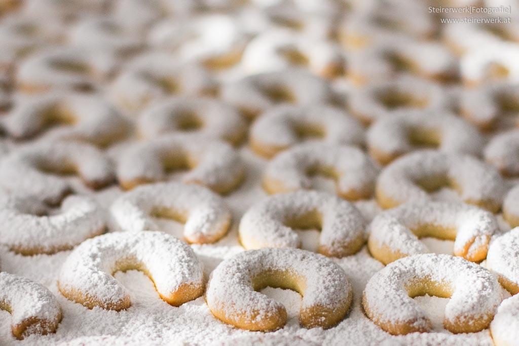 Beliebtesten Weihnachtskekse.Vanillekipferl Rezept Einfach Wunderbar Mürbe Steirische