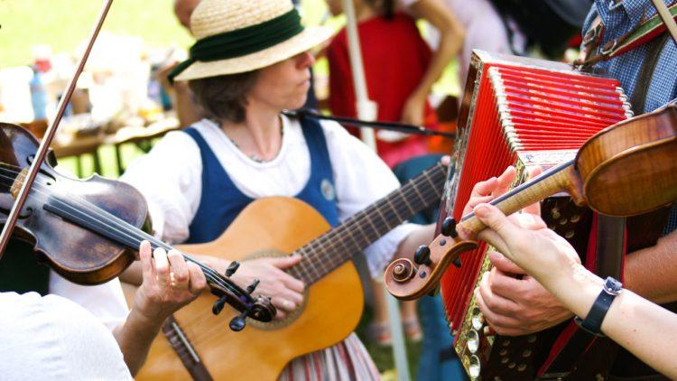 Traditionelle Volksmusik