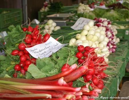 Frische und gesunde Lebensmittel: Ab Hof Verkauf, Bauernmarkt, Bauernladen