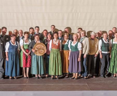 Kernöl aus der Steiermark: Landesprämierung 2014