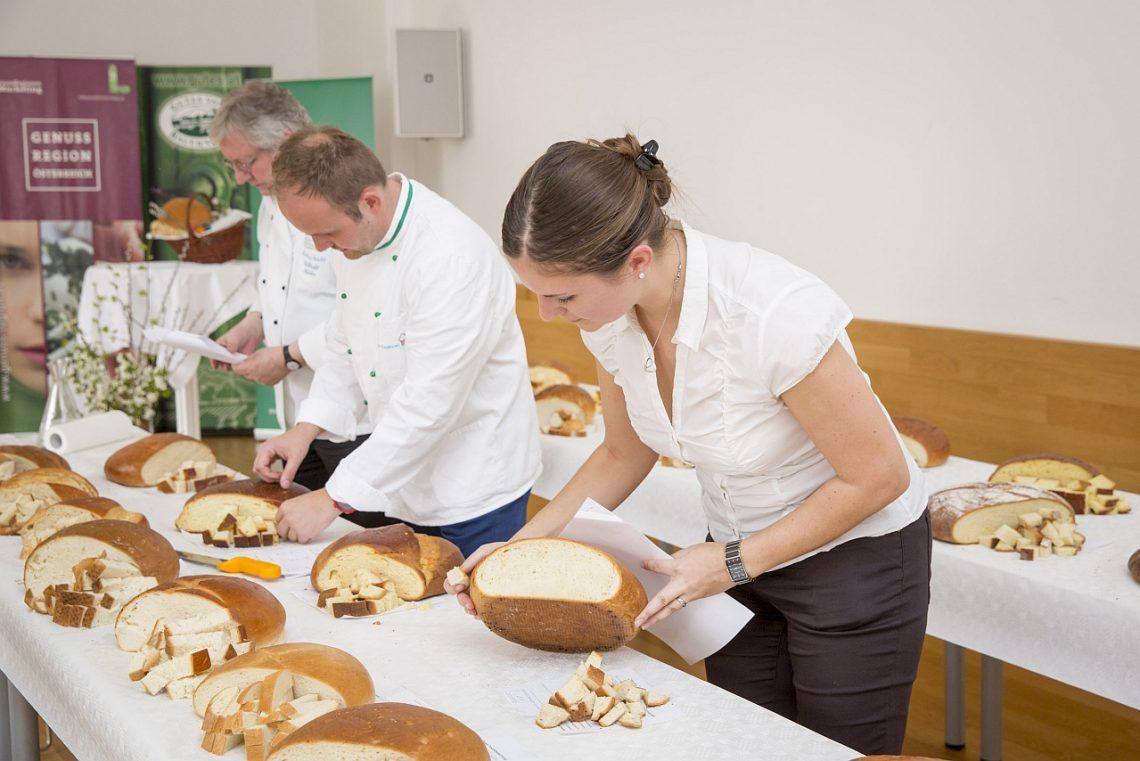 Prämiertes Osterbrot von Bauern und Bäckern