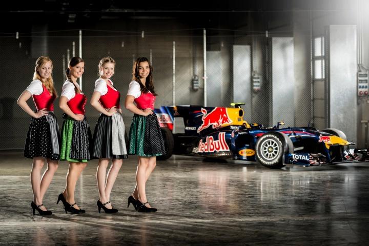 Südoststeirische Alltagstracht Formel 1