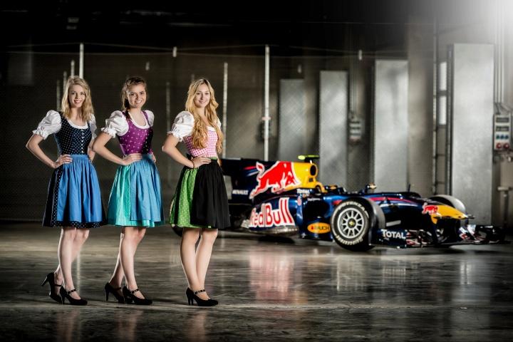 Steirischer Leiblkittl Formel 1