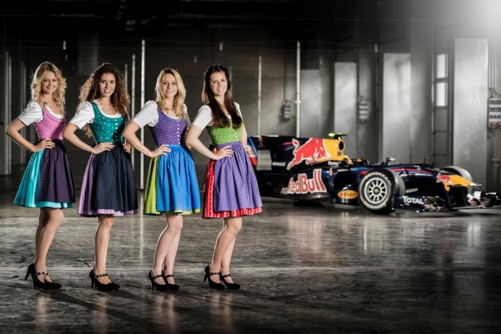 Aichfeld - Autal Alltagstracht Formel 1