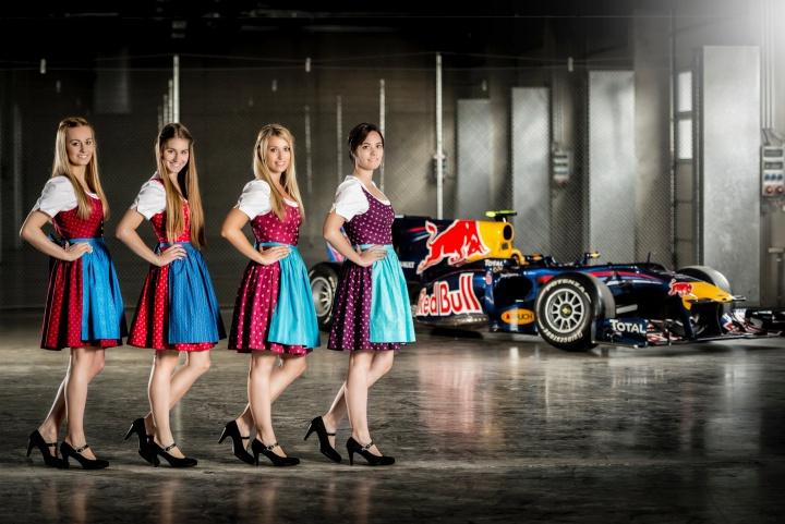 Pölstaler Alltagstracht Formel 1