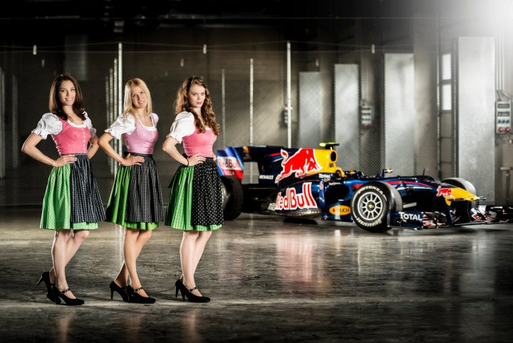 Gai Alltagstracht Formel 1