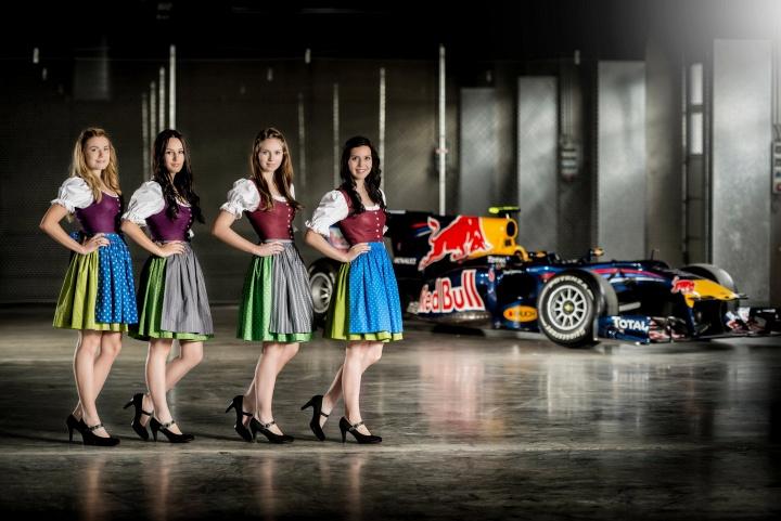 Oberes Murtal Alltagstracht Formel 1