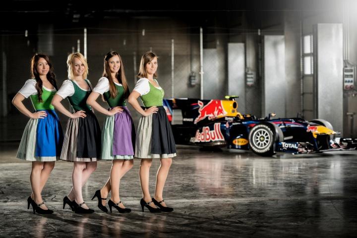 Mariazeller Alltagstracht Formel 1