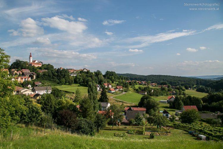 Sommerurlaub Steiermark Straden