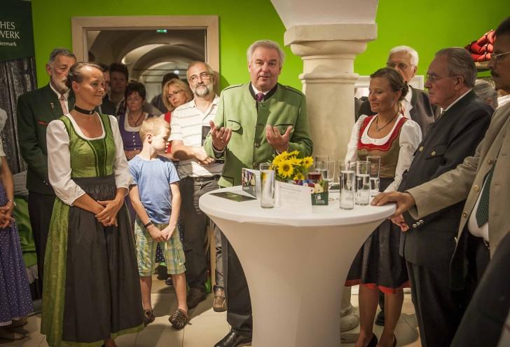 80 Jahre Steirisches Heimatwerk: Festakt mit Ehrengästen