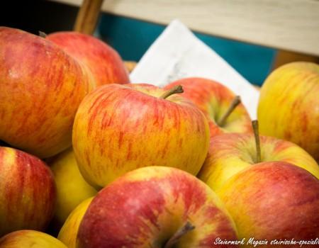 Tag des Apfels: 80% der Äpfel kommen aus der Steiermark
