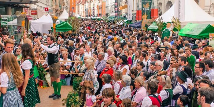 Aufsteirern Fotos: Die schönsten Bilder vom steirischen Fest in Graz