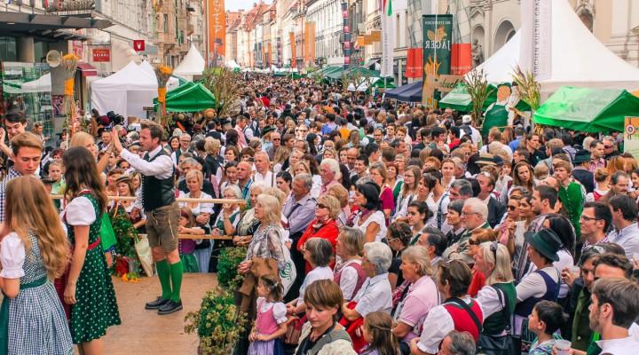 Aufsteirern 2019 Graz Steiermark Fotos