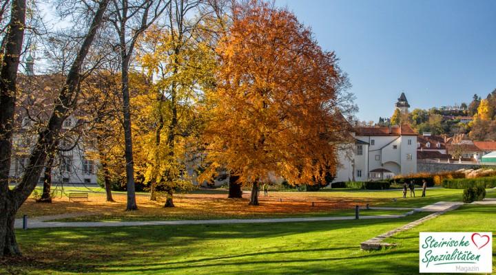 Herbstbeginn in Österreich