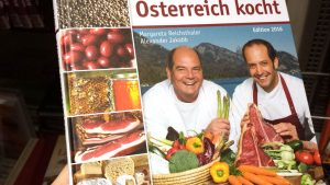 Kochbuch Österreich