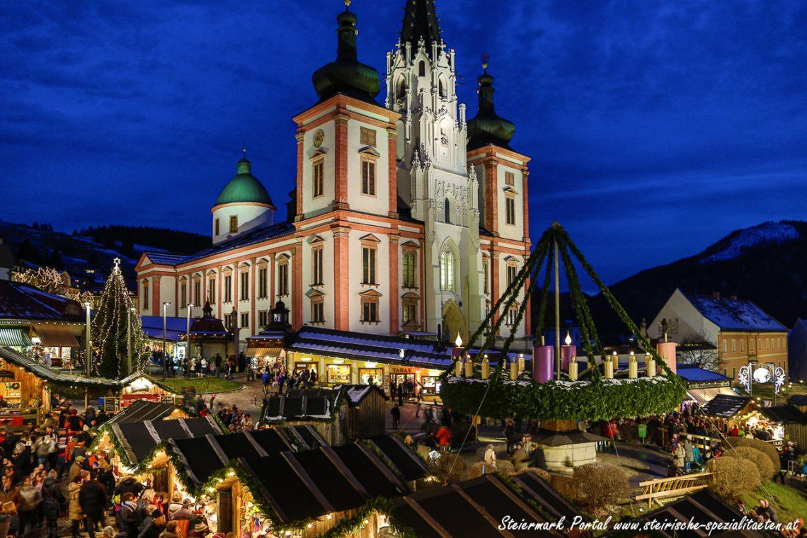 Besuch am Mariazeller Advent – Fotos