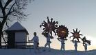 Silvester & Neujahr in Österreich