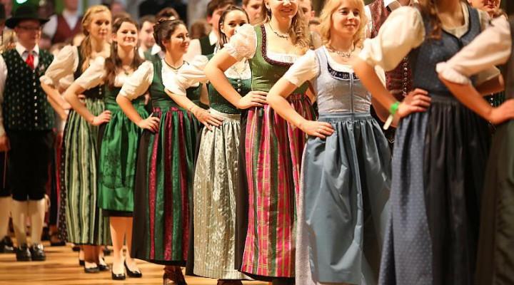 Steirerball Fotos: Tausende Gäste aus der Steiermark und Wien in der Wiener Hofburg