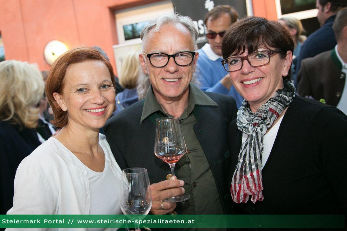 Bioweinverkostung in der Südsteiermark