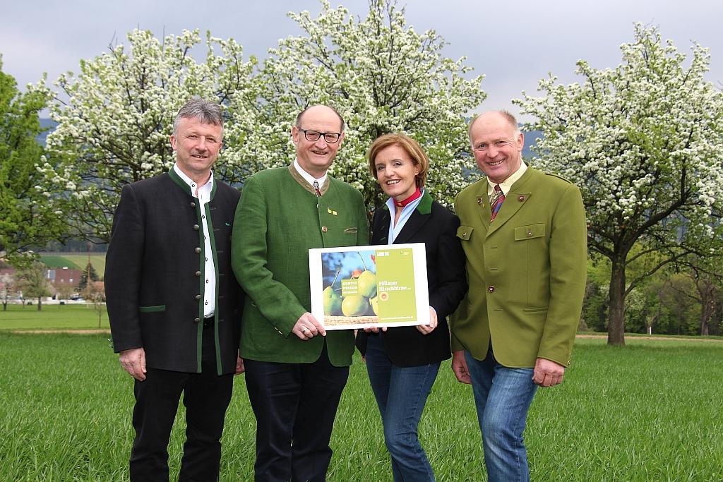 Pöllauer Hirschbirne mit EU-Herkunftsschutz ausgezeichnet