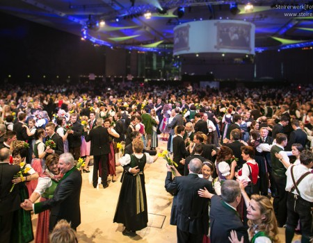 Bauernbundball 2017 in Graz