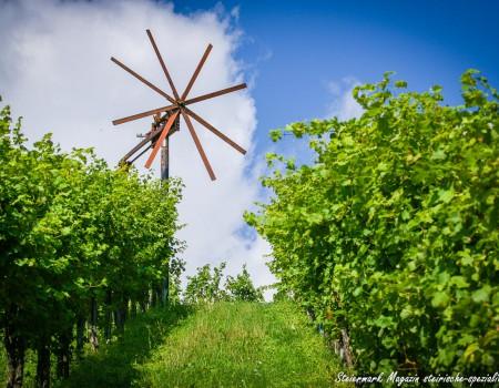 Weinbauregionen in der Steiermark