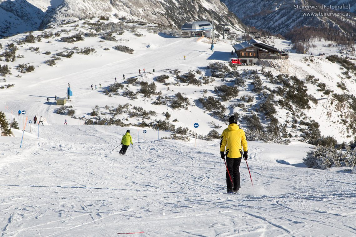 Rückgang bei Wintersportunfällen in Österreich