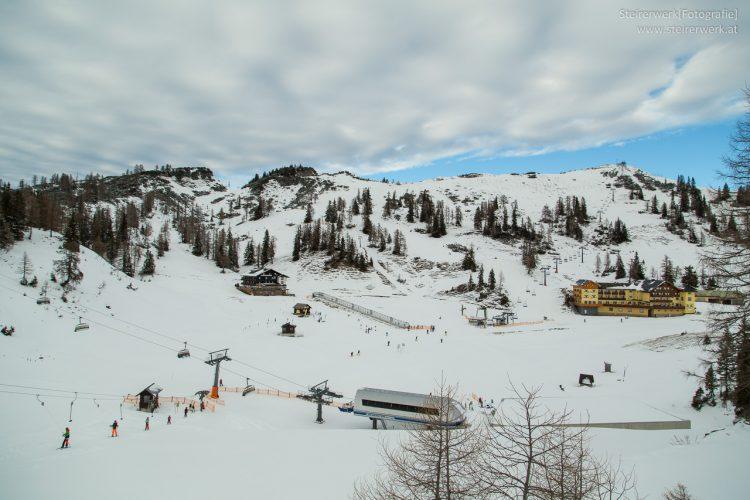 Tauplitzalm Skifahren