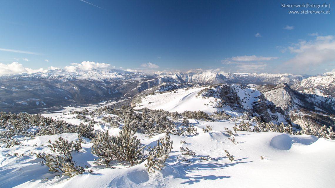 Steirer verbringen ihren Winterurlaub gerne in der Steiermark