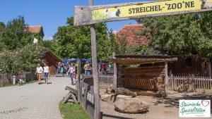 Streichelzoo Tierpark Herberstein